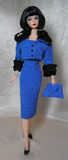 OOAK! Unique Beauties - Barbie, Fashion Icon of the 60's