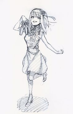 Anime Drawings Sketches, Cool Sketches, Anime Sketch, Character Art, Character Design, Anime Poses Reference, Drawing Projects, Cyberpunk Art, Drawing Poses