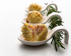 Ciliegine fritte al prosciutto di San Daniele e Grana Padano | Cucina