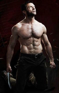 The Wolverine – Movie stills and photos The Wolverine – Promo shot of Hugh Jackman The Wolverine, Wolverine Movie, Marvel Comics, Hq Marvel, Hugh Jackman Shirtless, Shirtless Men, Les Miserables, X Men, Photo Manga