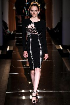 Atelier Versace Haute Couture - Pasarela