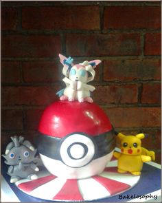 Pokemon cake - Tarta Pokemon