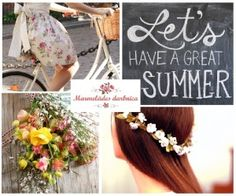 let's have a great summer  @ www.etsy.com/shop/boutiquedemarmelade