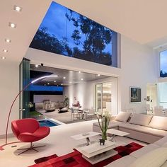 Interior Goals 😍 Diego Guyasasim Architecture. Located - Quito, Ecuador Inspired by @luxury_listings.