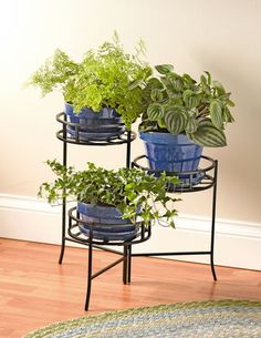 Soporte decorativa para Plantas de interior