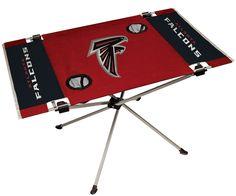 Atlanta Falcons Table Endzone Style