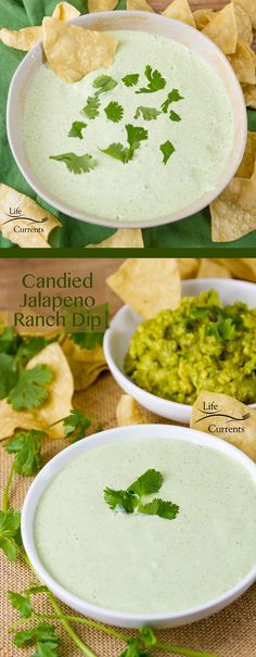 Candied Jalapeno Ranch Dip A slightly addictive and deliciously sweet-heat snack thats perfect football food! Easy Appetizer Recipes, Best Appetizers, Easy Dinner Recipes, Holiday Recipes, Great Recipes, Snack Recipes, Easy Meals, Favorite Recipes, Recipe Ideas