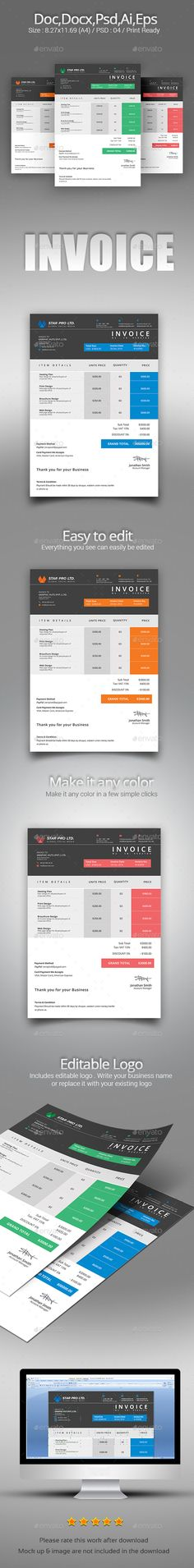 landscaping invoice template 1 landscaping invoice templates
