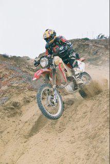 Motorcycling in Baja