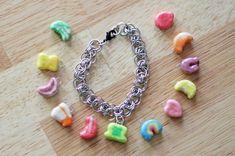 armband idee glücksbringer selber machen und verschenken Bracelets, Jewelry, Wristlets, Cards, Ideas, Jewlery, Jewerly, Schmuck, Jewels