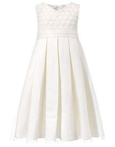 Veroniquea Dress   Ivory   Monsoon