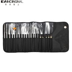 1 Set Professionals 20pcs Wood Nails Art Design Kits Dotting Painting Drawing Polish Brush Pen Salon Manicure Tips Tools-in Sets & Kits from Health & Beauty on Aliexpress.com | Alibaba Group
