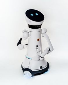 They're Coming: Care-O-Bot 4, the Service Robot, Is More Agile, More Personable, And Flirtier
