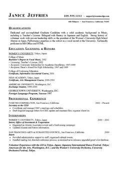 resume sample resumes free career students doc templates for college with work