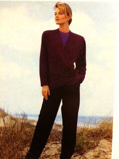 Perry Ellis Fall/Winter 1985