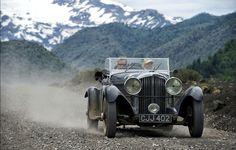 Bentley Derby, Cape Horn Rally