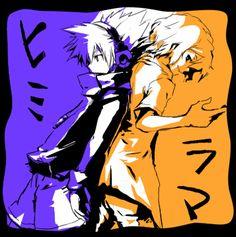 Neku and Joshua