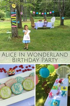 Alice in Wonderland Party | Celebrate Every Day With Me