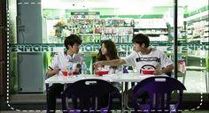 KBS2 하이스쿨:러브온(Hi School love on) 3부 미방영 장면
