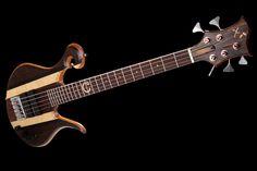 "Xylem Custom Bass ""Jormungandr"""