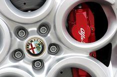 2015 Alfa Romeo 4C.