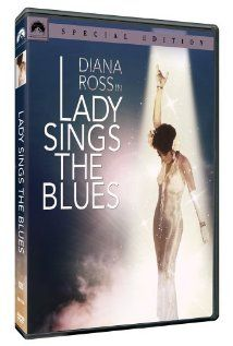 """""""Lady Sings The Blues"""" (dir. Sidney J. Furie, 1972) --- The true story of the troubled life and career of the legendary Jazz singer, Billie Holiday (Diana Ross). Also starring Billy Dee Williams and Richard Pryor."""
