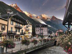 Chamonix (Haute-Savoie, Rhone-Alpes)