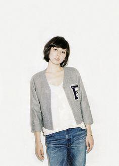 長澤まさみ for mini, 11/2013