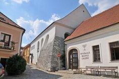 Vítejte na Vysočině | Turistický portál Třebíč, synagoga