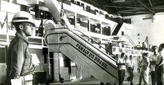 Fundada em 1929, a brasileira Pan Air dominou o setor de aviação no país por várias décadas. Encerrou suas atividades em 1965, quando teve a falência decretada