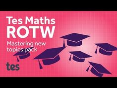 GCSE Maths 9-1 Revision Masters: TES Maths Resource of the Week