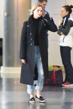 Пальто-шинель и пальто-бушлат: как их носить 6