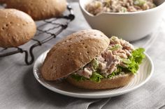 I found this recipe for Whole Wheat Sandwich Thins, on Breadworld.com. You've got to check it out!