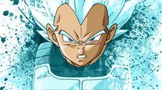 Vegeta Super Saiyan God 2!