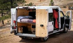 For those that dream of living the nomadic life, but are afraid of taking the leap, Colorado-based Native Campervans is letting you experience living in a converted van on a temporary basis.