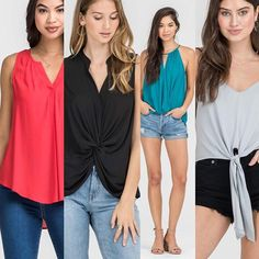 All new #tanks Monday #accessories #boutique #shopping #bohobag  #ootd #outfitoftheday #lookoftheday #Me #fashion #style #love #beautiful #plussize  #clothes #fashionable #gifts #hippystyles #fashionista #personal shoppers #instastyle #bohoshoes #bohofashion  #instafashion #outfitpost #fashionpost #beoriginal  @carriesclosetshop