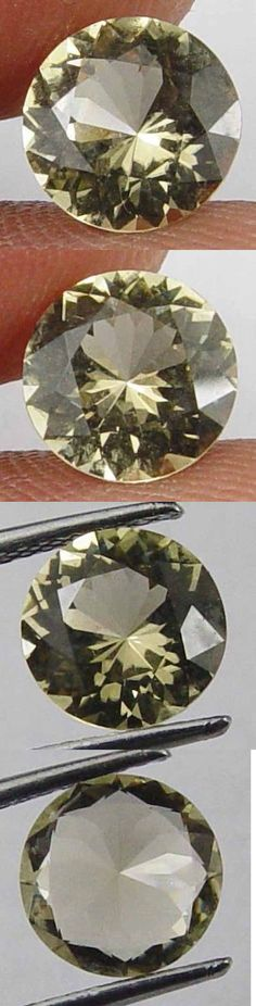 Kornerupine 168167: Kornerupine Natural 1.40 Ct Magnificient Glow Rare Round Cut Gemsotne 11010301 -> BUY IT NOW ONLY: $50 on eBay!