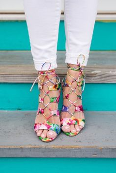 Lace Up Sandals Haute & Humid - Effortless Fashion, Every day