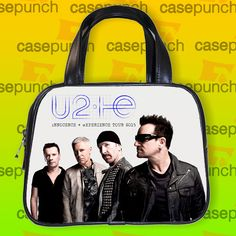 An5-u2 Innocence Experience Tour 2015 Handbag Purse Woman Bag Classic