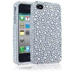 Apple iPhone 4/4S Case - Diamond Cluster Crystal - www.cellairis.com