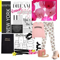 """""""American Dream"""" by yamyiy ❤ liked on Polyvore"""