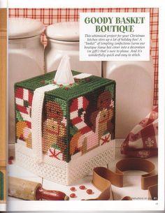 PLASTICS CANVAS BEST OF DICK MARTIN CHRISTMAS - sonia escaurido - Picasa Web…