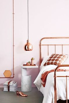 I love finding out Pantone's colour of the year. This year is pretty special, as there's not one but two colours. Serenity (a muted blue) and Rose Quartz (a pastel pink), which both complement each ot