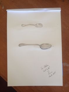 Little spoons painting/drawing commission by emma watkins blue brush Drawing Commissions, Little Spoon, Limited Edition Prints, Spoons, Painting & Drawing, Art For Kids, Original Art, Place Card Holders, Children