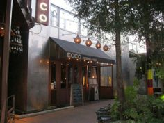 Ecco Pizzeria & Bar;      2937 Bristol,  Costa Mesa   Ste 103 714-444-ECCO (3226