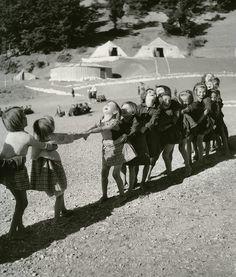 1946 ~ Summer camp in Karpenissi