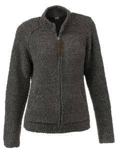 Natural Reflections Chenille Full-Zip Sweater for Ladies | Bass Pro Shops