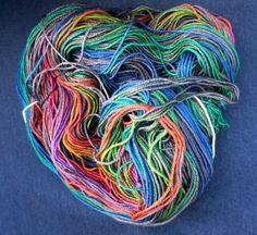 Woolercoaster: Caterpillargreen Yarns