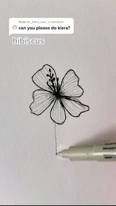Drawing Lessons, Drawing Techniques, Art Lessons, Drawing Tricks, Art Drawings Sketches Simple, Realistic Drawings, Cool Drawings, Flower Drawing Tutorials, Art Tutorials