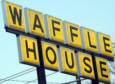 9/1/13 . . . had Waffle House for the first time today and it was AWESOME! Smothered covered hashbrowns are the way to go.